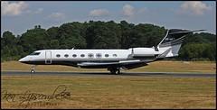 VP-BCT Gulfstream G650 c/n 6169 Gama Aviation (UK) Ltd (EGLF-Farnborou