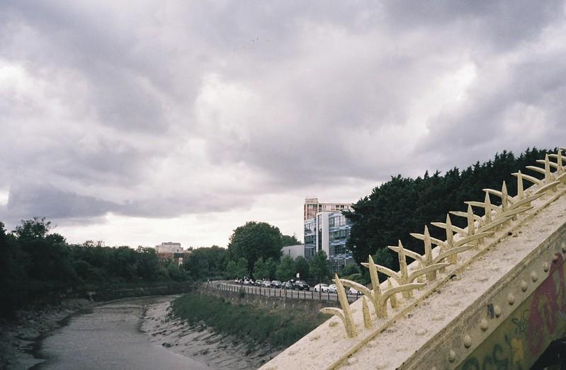 Banana Bridge spikes