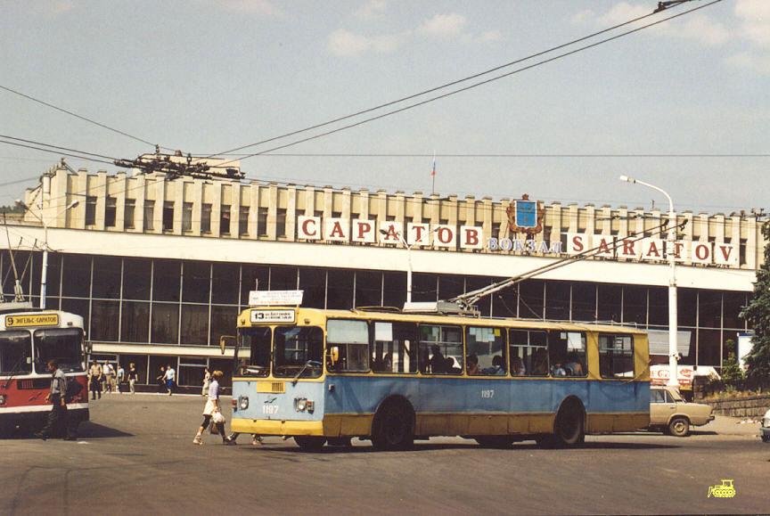 13 троллейбус на жд вокзале