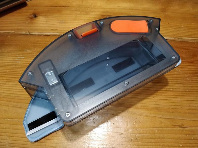Diggro D300 ロボット掃除機 開封レビュー (18)