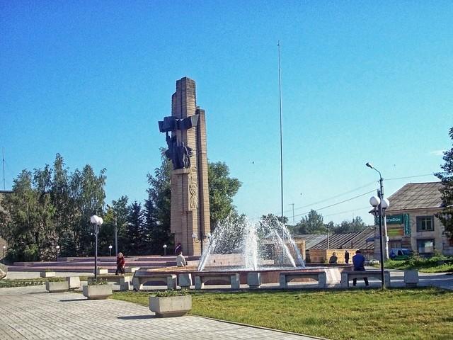 Монумент Победы, Nikon COOLPIX L23