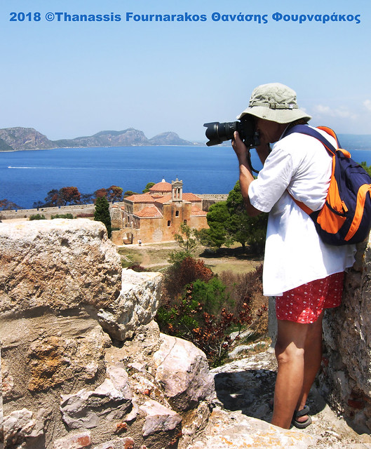 PELOPONNESE, S. GREECE, SUMMER, Nikon COOLPIX P4