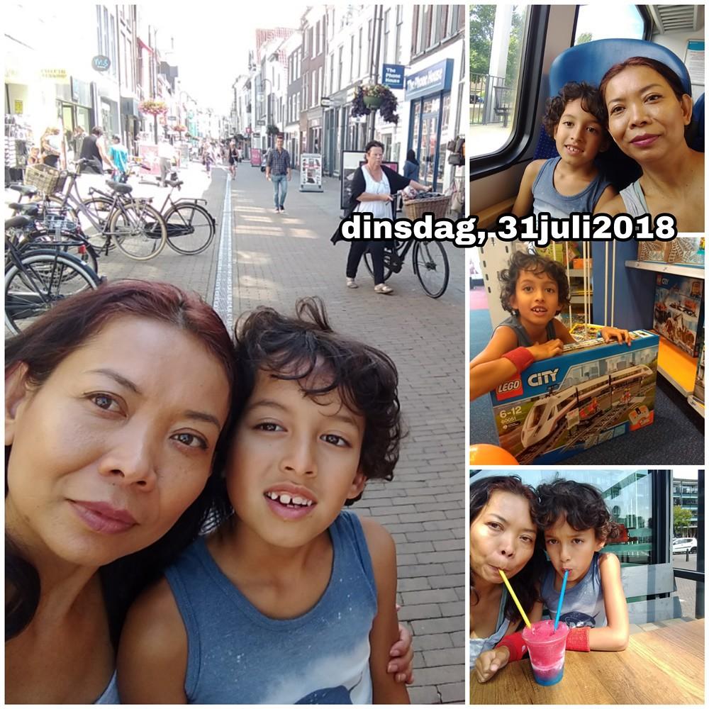 31 juli 2018 Snapshot