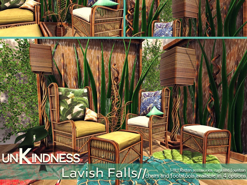 uK – Lavish Falls Set – C88