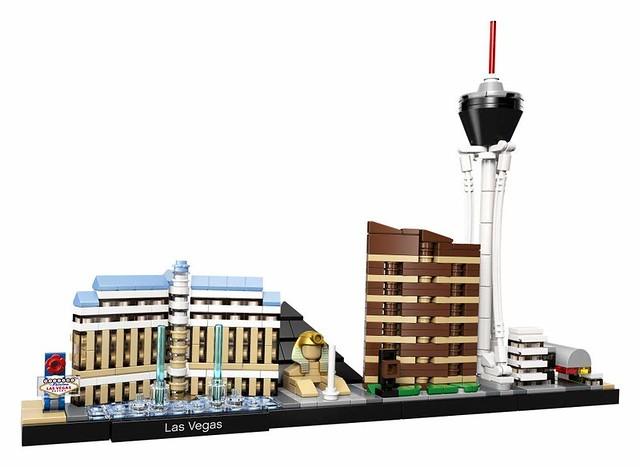 LEGO Architecture 21047 Las Vegas (1)