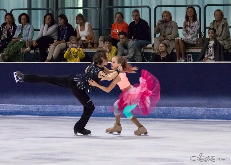 Irina KHAVRONINA / Dario CHIRIZANO RUS Junior Free Dance