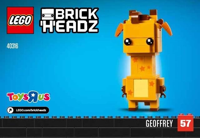 40316 Toys R Us Geoffrey