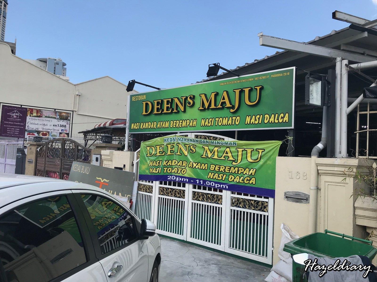 Deen Maju George Town Penang