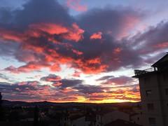 Sesto Fiorentino Sunset