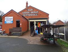 Tettenhall Transport Heritage Centre Wolverhampton