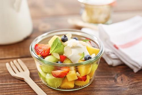 Cara Membuat Salad Buah Bebas Pemanis Buatan