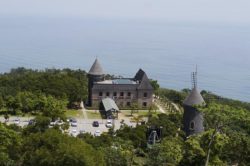 金車伯朗咖啡城堡