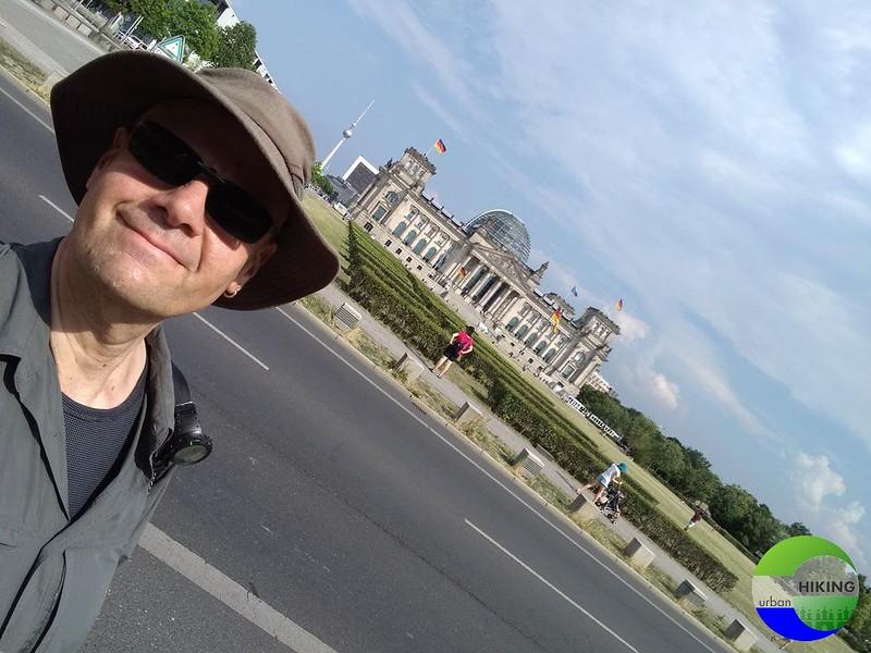 Urban Hiking in Berlin