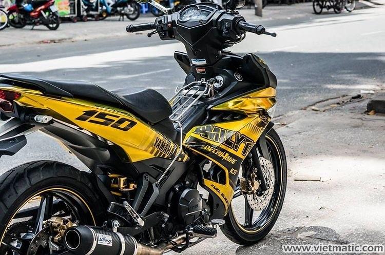 Tổng hợp các phiên bản độ Yamaha Exciter 150 đẹp nhất