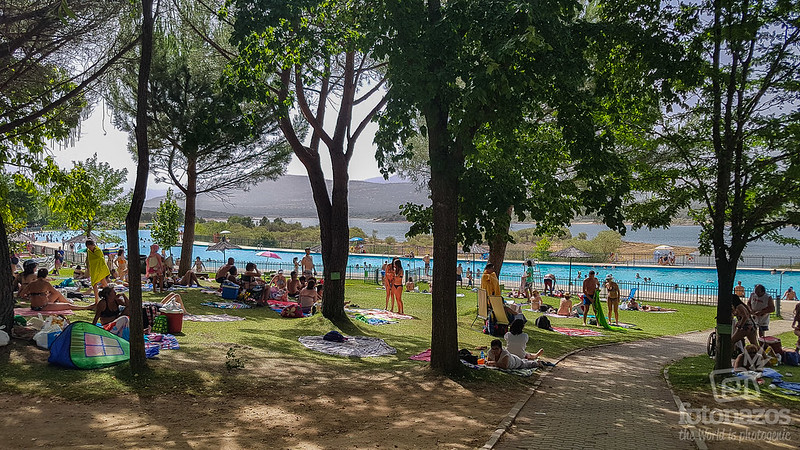 Piscinas Área Recreativa de Riosequillo en Buitrago de Lozoya