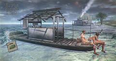 crate Bayou Paddle Boat
