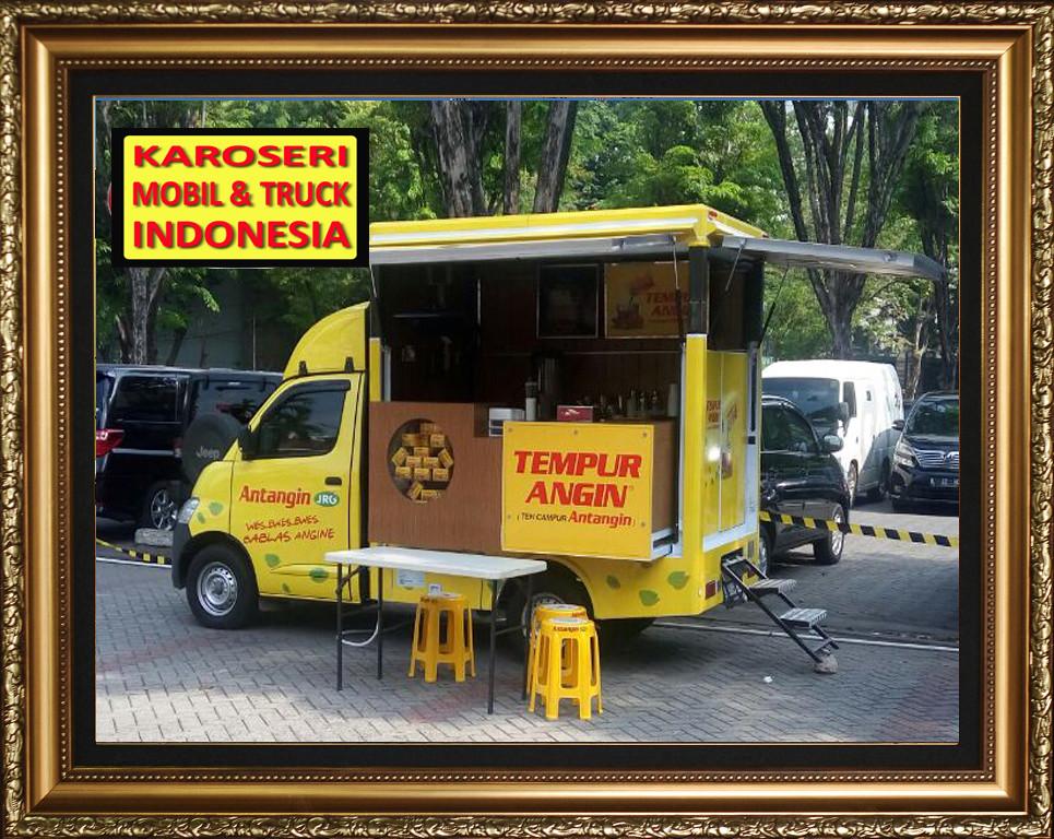 Karoseri Mobil Toko