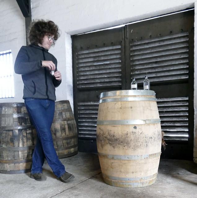 Jura Distillery Tour Guide