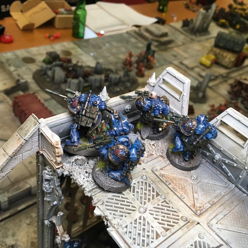 Medal of Colors Assault on Molech battle-54