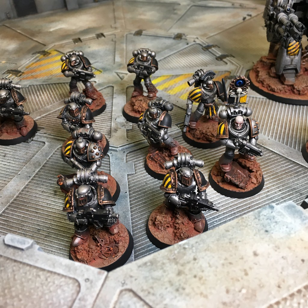 Medal of Colors Assault on Molech Armies-5