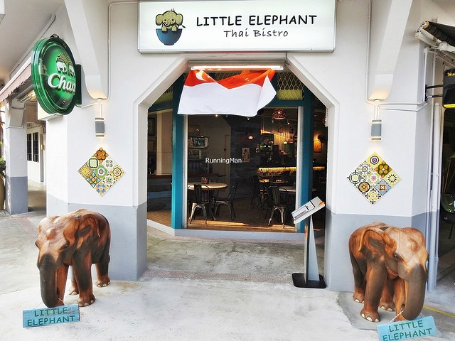 Little Elephant Thai Bistro Exterior