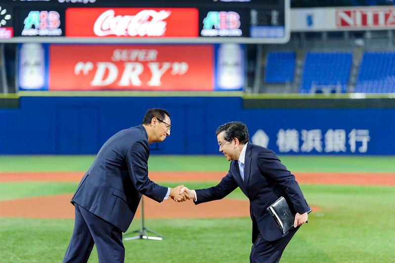 UBC Thunderbirds vs University of Tokyo Baseball Game and Reception (August 20, 2018)