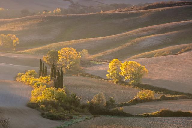 Toscana autunno 2017