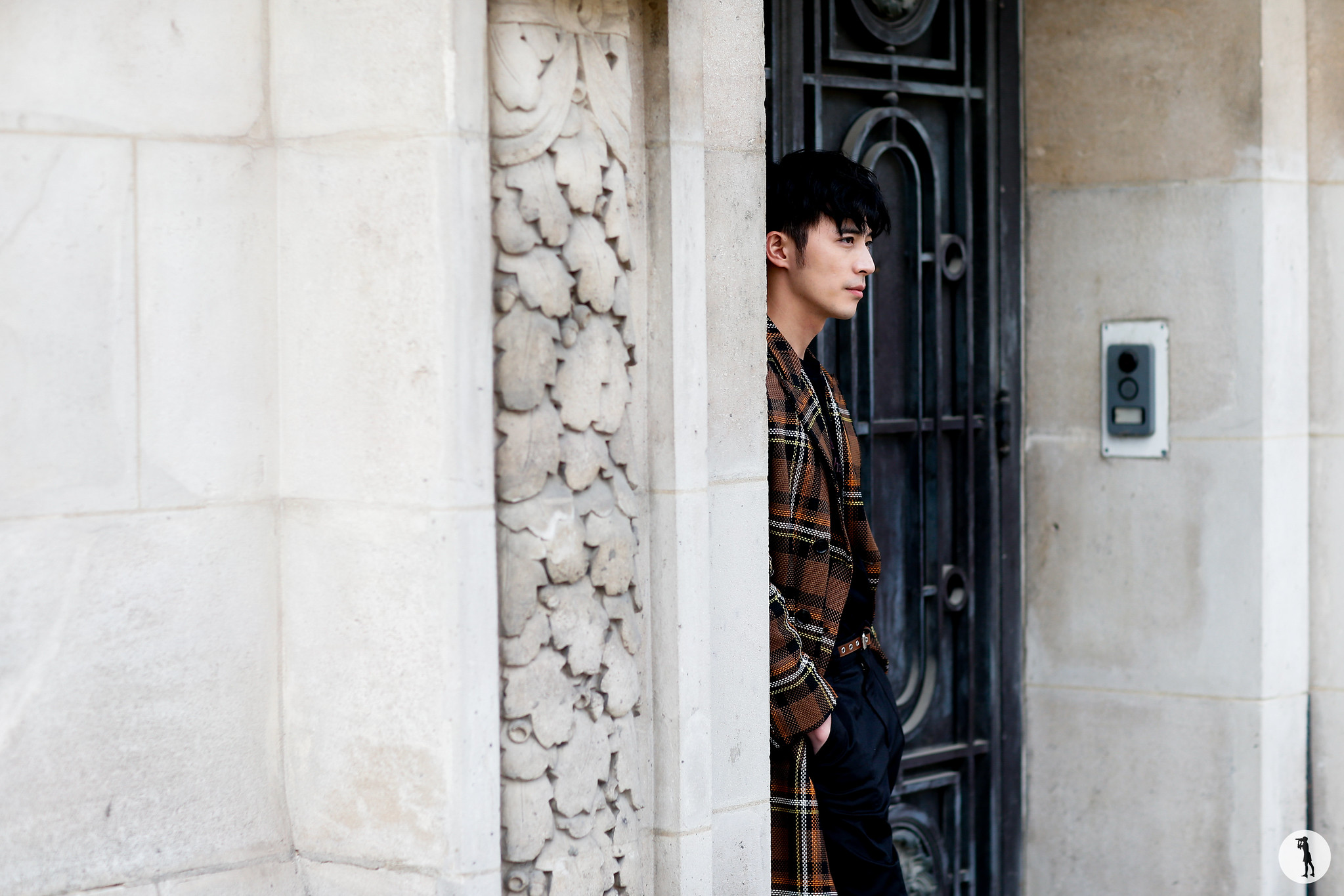 Xu Kai Cheng - Paris Fashion Week Menswear SS19 (1)