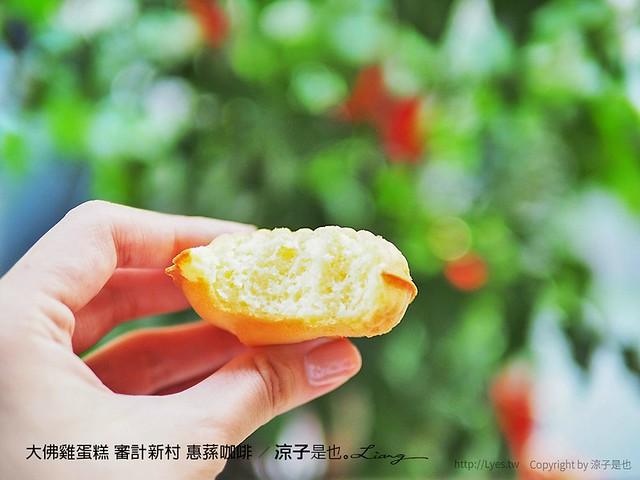 大佛雞蛋糕 審計新村 惠蓀咖啡 25