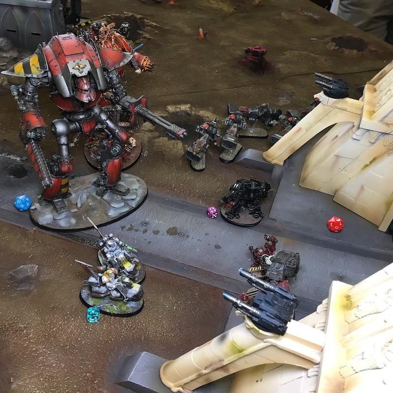 Medal of Colors Assault on Molech battle-99