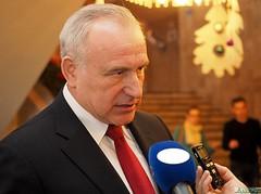 «С завтрашнего дня мы вместе начинаем работать...» Председатель Витебского облисполкома рассказал, как будет поправлять ситуацию с Оршанским районом