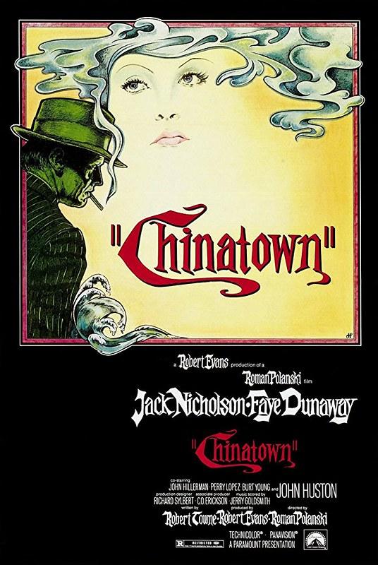 Chinatown - Poster 1