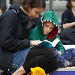 Family reading time | © Robin Mair