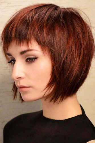 Ageless Pageboy Haircut To Modern Styles -The Latest Ideas 6
