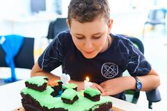 Jethro's 12th Birthday