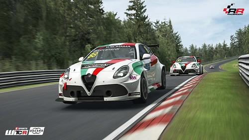 RaceRoom Alfa Romeo Giulietta TCR 3