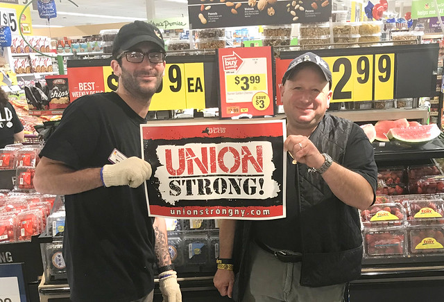 Union Strong Local 338