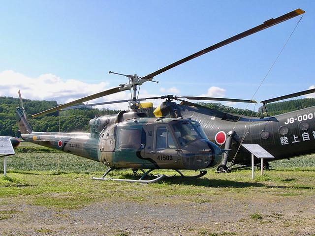 Fuji Bell UH-1B 41583, Panasonic DMC-FZ10