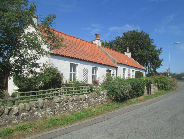 pan tiled cottage