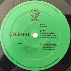 ETERNAL:STAY(LABEL SIDE-B)