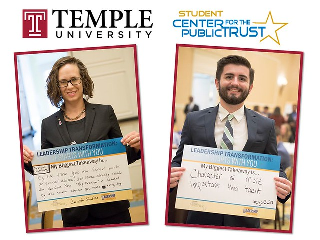Temple StudentCPT Chapter Photos