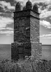 Berriedale navigation tower