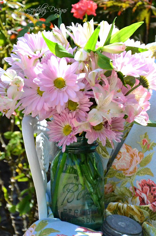 Ball Jar Floral-Housepitality Designs-3
