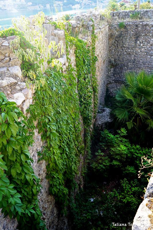 Внутри бастиона Валиер