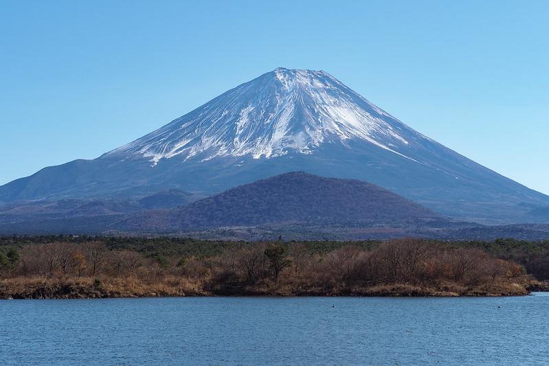 Fujisan 富士山|精進湖
