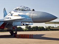Sukhoi Su-27UB Flanker