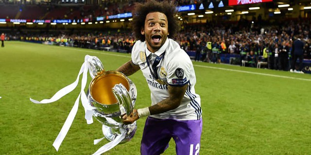 Marcelo Vieira: Skuat Real Madrid Sudah Bagus