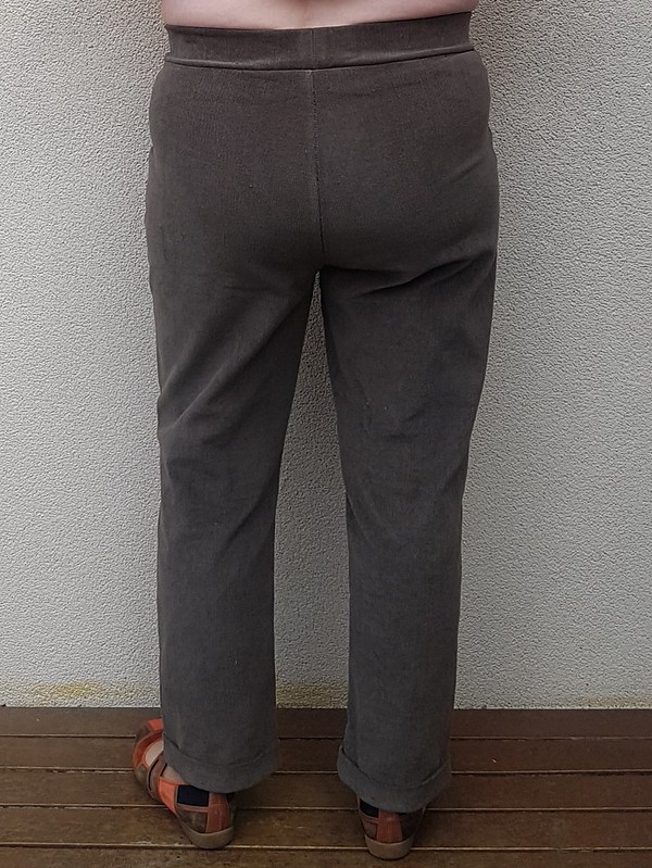 Style Arc Parker pants in stretch corduroy