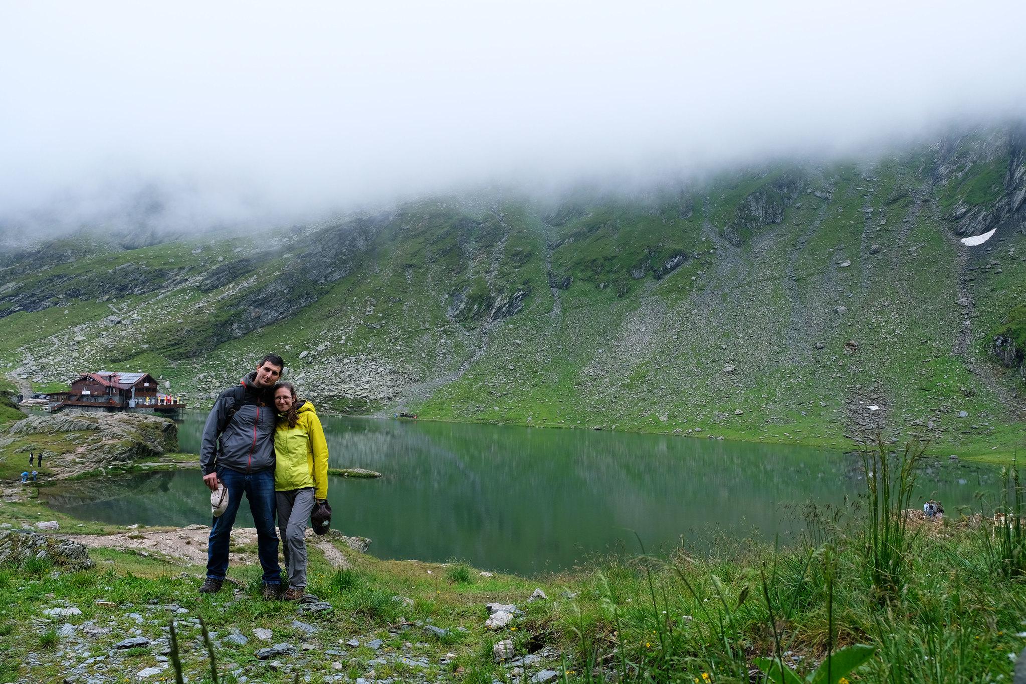 Bâlea Lake, Făgăraș Mountains, Romania
