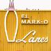 El Mark-O Lanes by Thomas Hawk